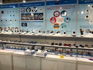 Electronic Exhibition HK  in 11-14 APR 2017